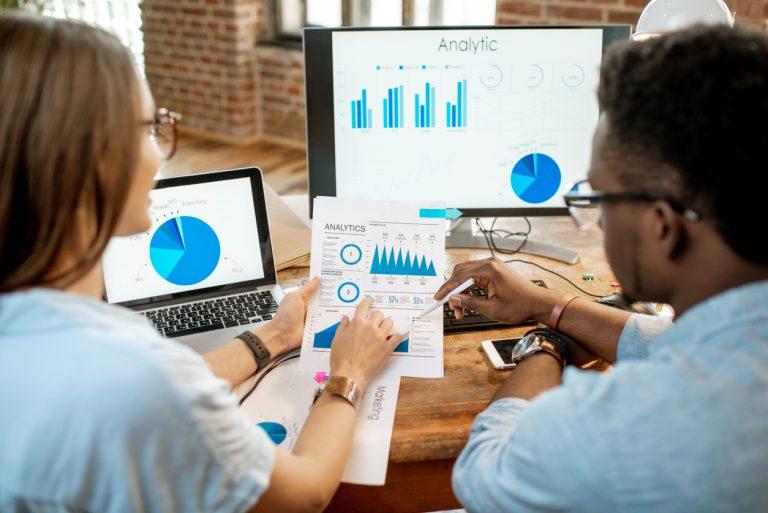Unternehmensanalyse mit Quantentechnologie - Unternehmensentwicklung