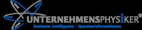 Unternehmensphysiker Business Inteligence Logo